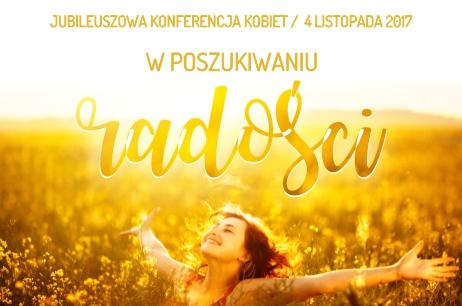 Jubileuszowa Konferencja Kobiet